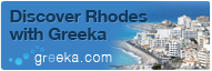Discover Rhodes with Greeka - Click to visit Greeka.com